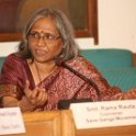 SMT Rama Rauta : SGM Seminar at Gandhi Darsan, Raj Ghat, New Delhi on 12th March, 2016
